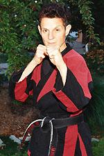 Mejishi Martial Arts - Jaye Spiro