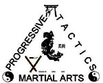 Progressive Tactics martial arts school logo